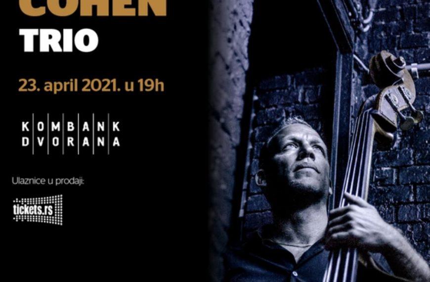 Avišaj Koen konačno u Beogradu: Koncert 23. aprila u Kombank dvorani