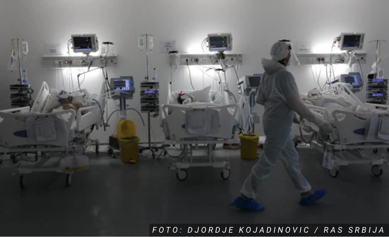 Mlada mama (33) izgubila bitku sa koronom! Preminula pred zoru u bolnici u Batajnici