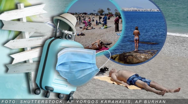 LETOVANJE 2021. U Grčku, Tursku i Hrvatsku možemo sa bilo kojom vakcinom, a evo šta vam je potrebno za leto u Crnoj Gori, Albaniji i Egiptu