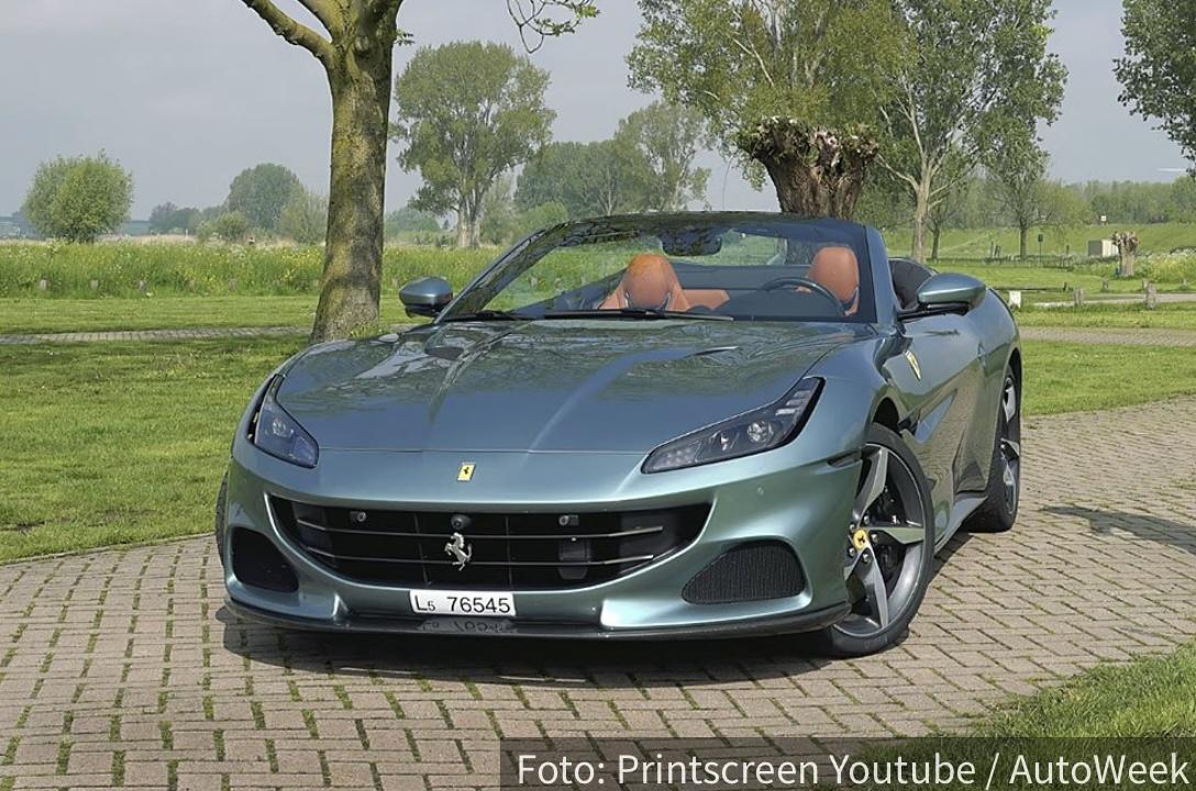 """Snažniji nego ikada: Ferrari Portofino M """"skriva"""" 612 konja (VIDEO)"""