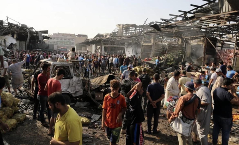 Bagdad pogođen raketama, nema izveštaja o materijalnoj šteti ili žrtvama