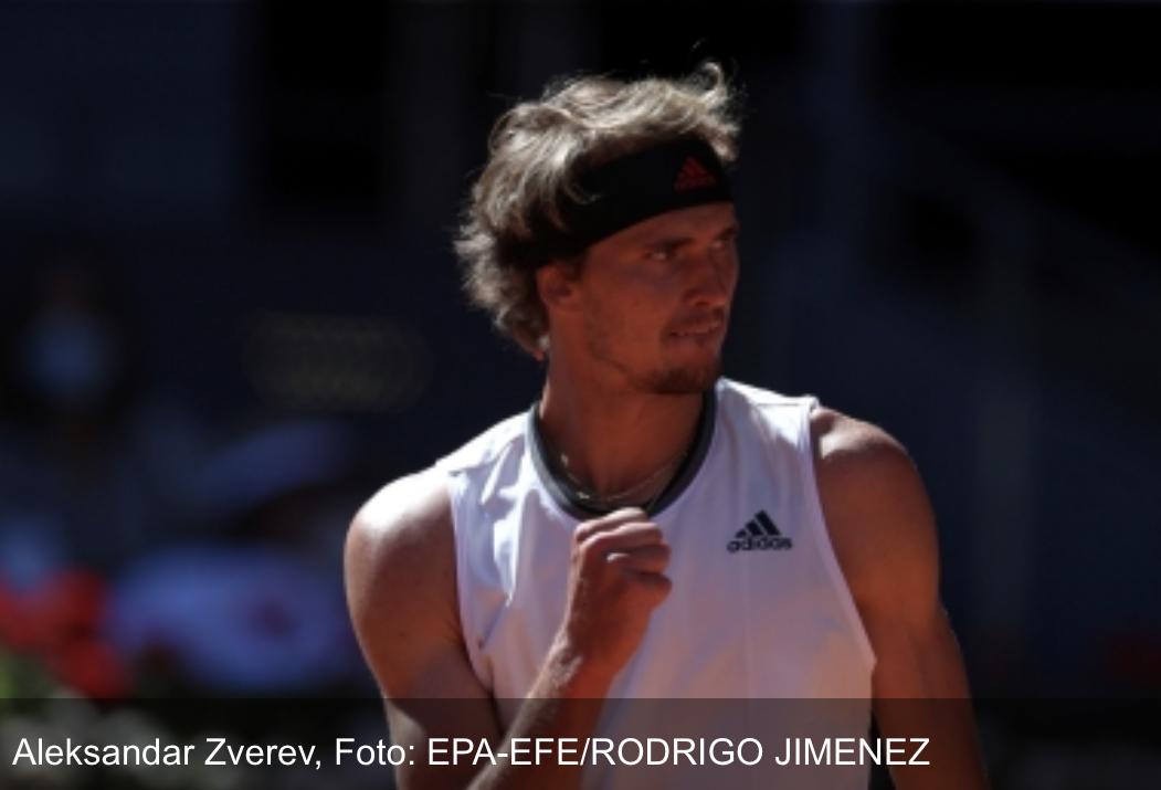 SENZACIJA! Nemac razbio Nadala usred Madrida