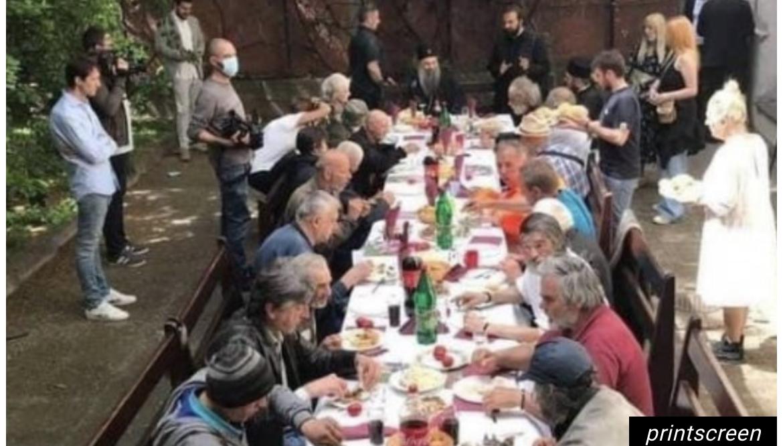 FOTOGRAFIJA KOJA JE ODUŠEVILA SRBIJU! Evo šta partrijarh Porfirije radi na Vaskrs! /FOTO/