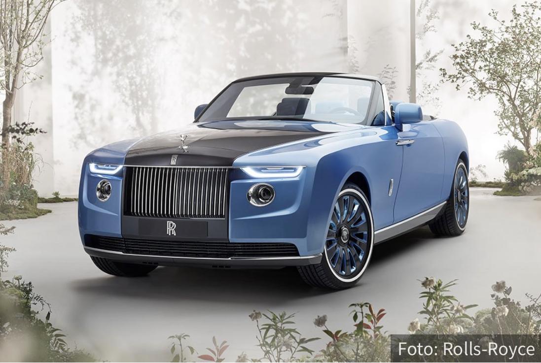 Rolls-Royce Boat Tail je najskuplji automobil na svetu: Njegova oprema i cena će vas raspametiti (VIDEO)
