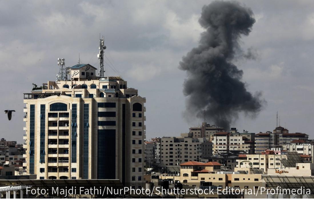 Prekid vatre na Bliskom istoku: PRIMIRJE između Izraela i Hamasa stupilo na snagu