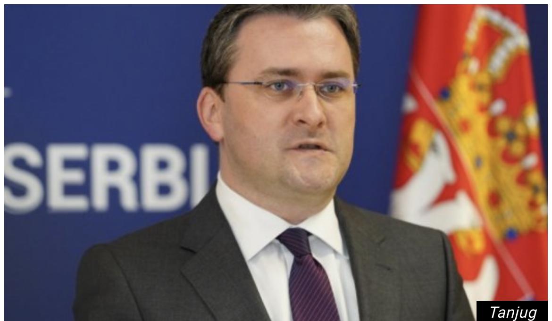 Selaković uputio saučešće Lavrovu: Srbiju, njene građane i mene lično duboko su potresli tragični dogadaji u Kazanju!