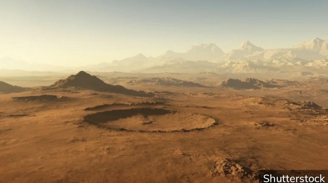 DRUGA DRŽAVA NA CRVENOJ PLANETI Kineski rover sleteo na Mars