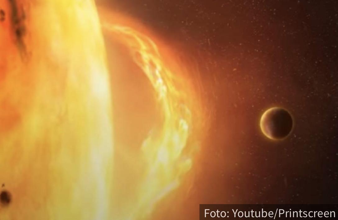 Zemlja na udaru SOLARNE OLUJE! Od ovoga strahuju mnogi naučnici (VIDEO)