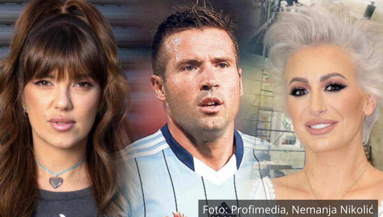 OTKRIVAMO RAZLOG RASKIDA KIJE I ČAVE: Varao je sa DUŠICOM, Kockareva pronašla ljubavne poruke u fudbalerovom telefonu!