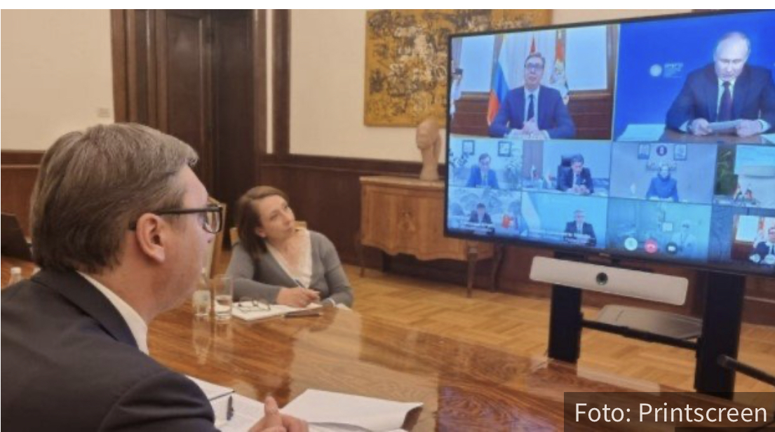 """(UŽIVO) Institut """"Torlak"""" pravi Sputnjik V: Predsednik Vučić i Putin pokreću proizvodnju"""