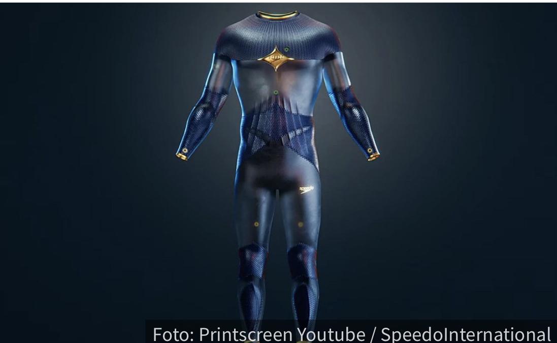 Najpametnije plivačko odelo u istoriji: Ugrađeni AI TRENER pomaže sportistima u obaranju rekorda (VIDEO)