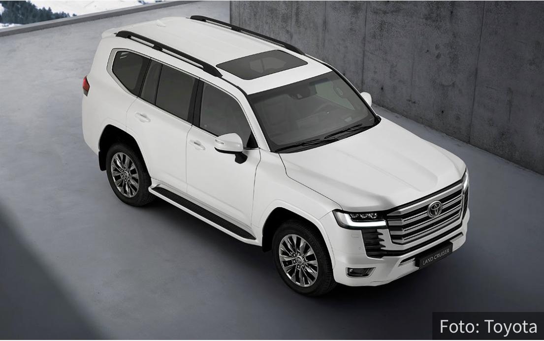 Nova platforma za SUV budućnosti: Upoznajte Toyotu Land Cruiser 300 (VIDEO)