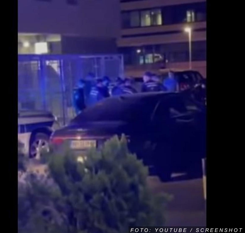 "NAJNOVIJI SNIMAK INCIDENTA Čeda Jovanović URLA NA POLICIJU: ""Gasi ta svetla bre, je*** vam mater! Beži bre!"" (VIDEO)"