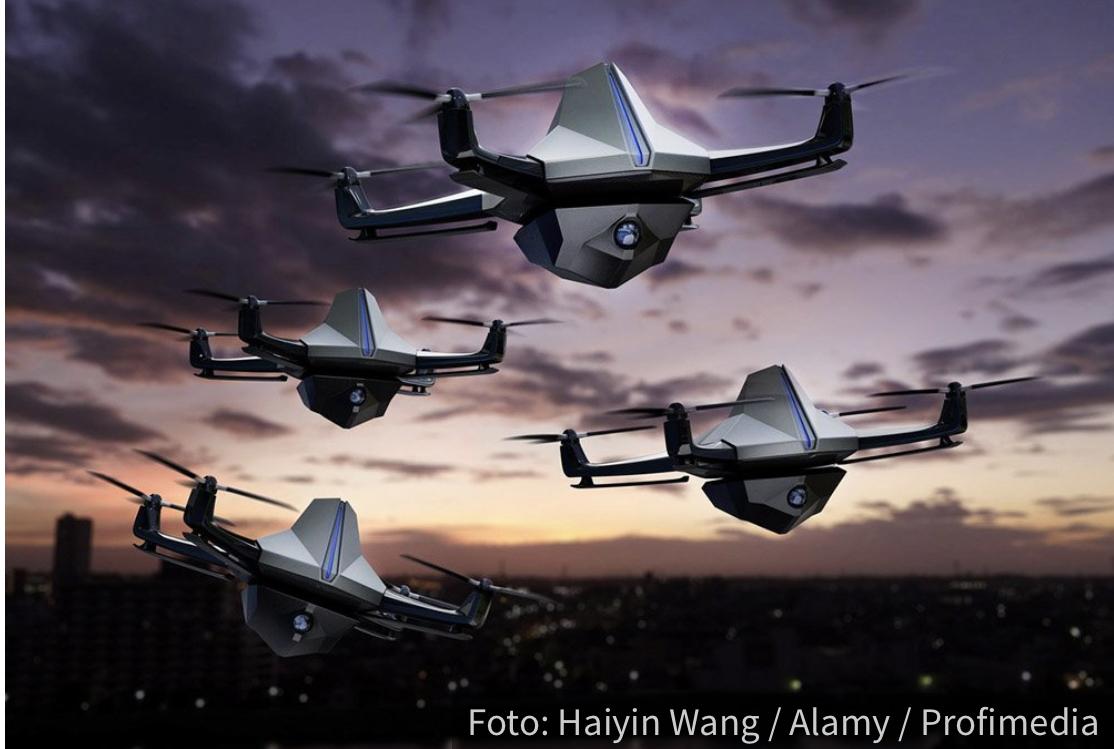 Mikrodronovi – novo superoružje: Osvajaju bojišta u ROJEVIMA, evo ko je njihov glavni kupac (FOTO)