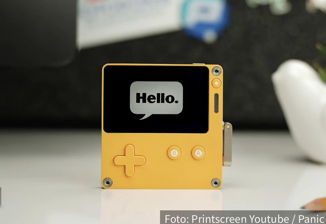 Minijaturna konzola Playdate je HIT na tržištu: Košta 179 dolara, a ima gomilu igara (VIDEO)