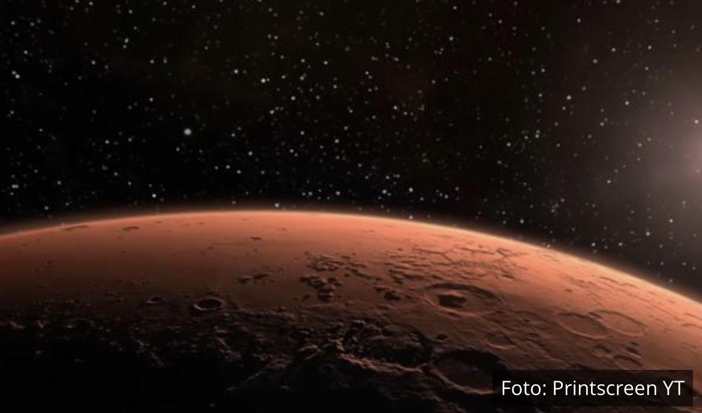 MISTERIJA PODZEMNIH JEZERA NA MARSU: Naučnici pokušavaju da odgonetnu zašto su tamo gde ne bi trebalo da budu