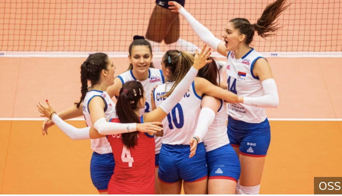BRAVO DEVOJKE! Srbija je u finalu Svetskog prvenstva!