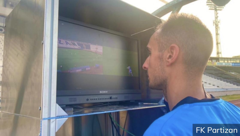 NAJSAVREMENIJA TEHNOLOGIJA U HUMSKOJ! Partizan instalirao VAR, čeka se finalna dozvola UEFA