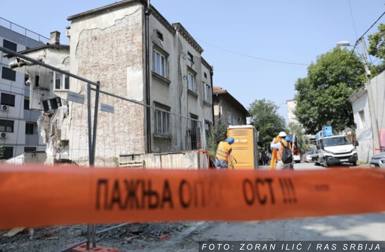 DA SE NE PONOVI SLUČAJ VIDOVDANSKA Grad Beograd uputio Vladi Predlog izmene Zakona o planiranju i izgradnji