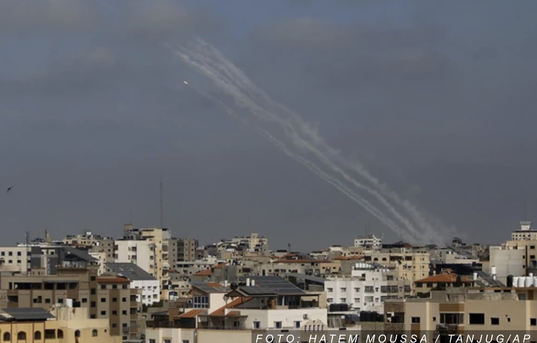 Ispaljene RAKETE iz Libana ka Izraelu, nema povređenih