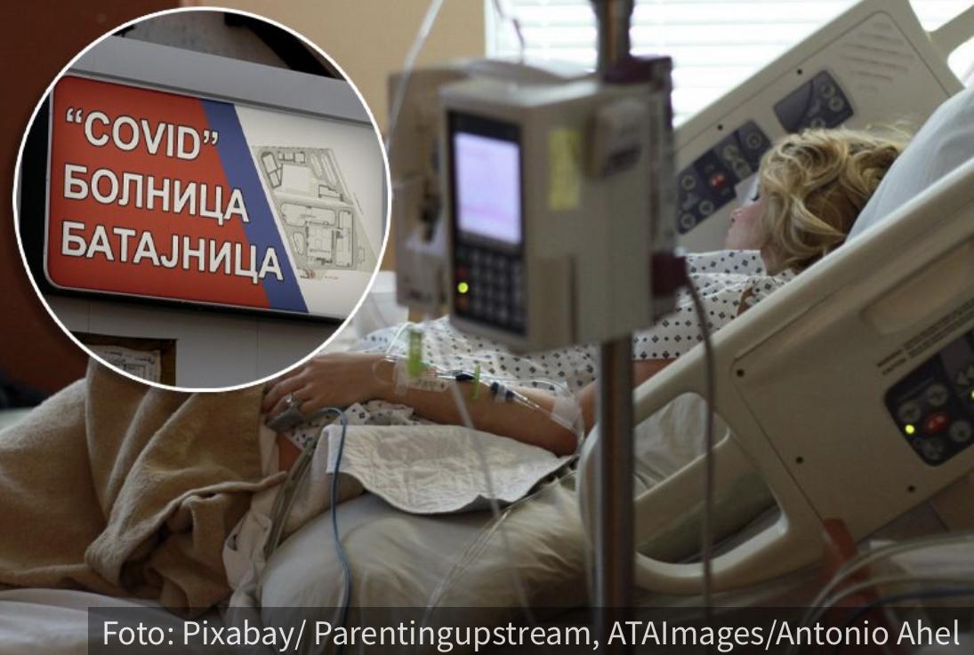 """NEVAKCINISANI u smrtnoj opasnosti! Lekari bolnice u Batajnici OGORČENI: """"Prestanite sa bapskim pričama!"""""""