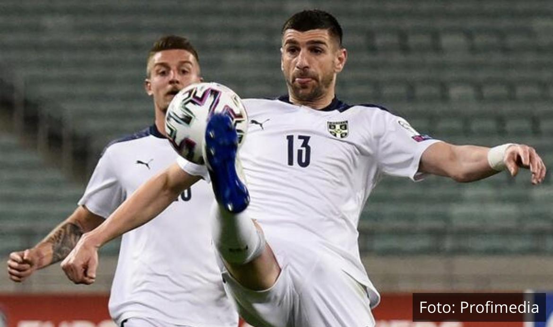 STEFAN MITROVIĆ NOVI FUDBALER HETAFEA: Srpski reprezentativac potpisao trogodišnji ugovor