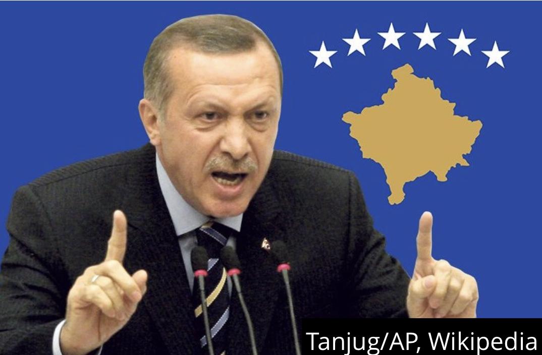PRIŠTINA PLAĆA OSAM MILIONA DOLARA ERDOGANU: Turski predsednik dobio MASNU LOVU da lobira za šiptarsku nezavisnost!