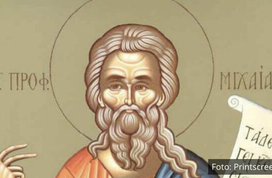 DANAS SLAVIMO PROROKA KOJI JE PREDVIDEO GDE ĆE SE RODITI ISUS HRIST: Predanje kaže da ujutro valja otići u crkvu i pomoliti se!