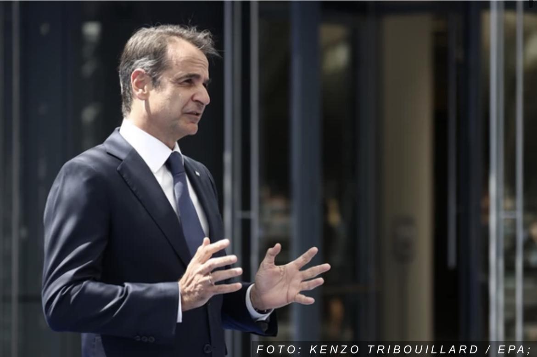 Premijer Grčke REKONSTRUISAO VLADU nakon kritika u vezi sa odgovorom na katastrofalne požare