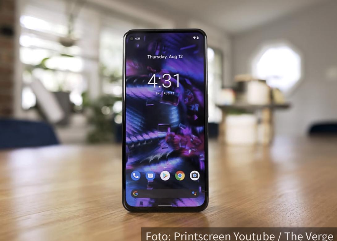 Google predstavio Pixel 5A: Moćna baterija, veći ekran i pristupačna cena (VIDEO)