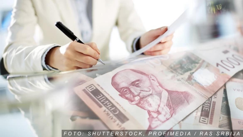 SUTRA ISTIČE ROK ZA PLAĆANJE POREZA Ako zakasnite kazna i do 50.000 dinara