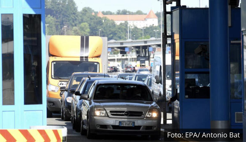 NOVA PRAVILA ZA ULAZAK U SLOVENIJU: Uvode se ograničenja i za putnike koji su samo u tranzitu