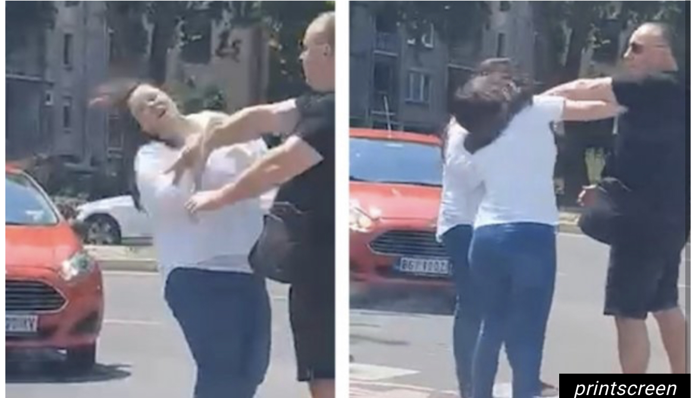 ROBIJA ZA NASILNIKA IZ NIŠA?! Nasred ulice tukao dve žene, samo zabog toga što su htele da ZAŠTITE STARICU