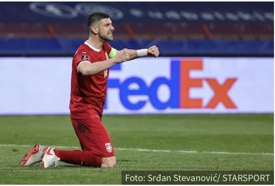 Mitrović pred Luksemburg i Irsku: Postavili smo imperativ da uzmemo svih šest bodova!