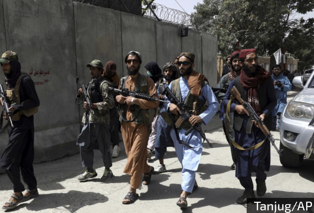 AGITATORI SU PORAŽENI: Talibani tvrde da su preuzeli ceo Avganistan