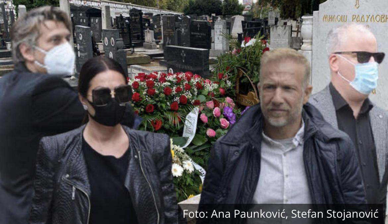 SAHRANA MARINE TUCAKOVIĆ: Sin Laća tražio od Cece, Saše Matića i Milana Kalinića DA NE PRILAZE GROBU, evo šta im je REKAO