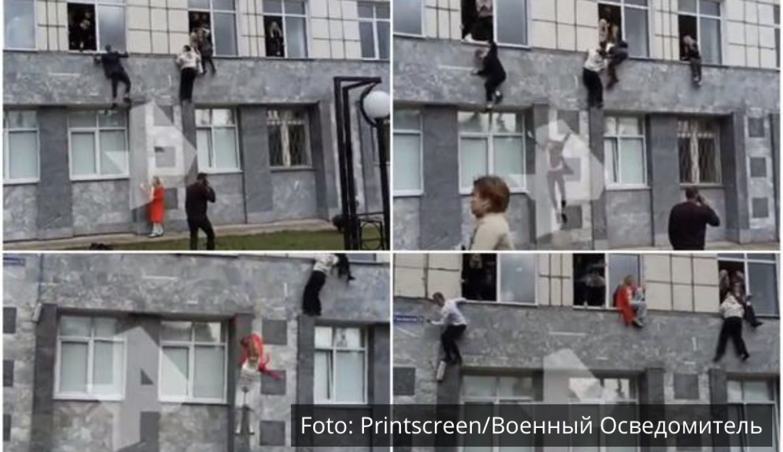 TRAGIČAN BILANS PUCNJAVE NA RUSKOM UNIVERZETU: Najmanje troje poginulih, četvoro ranjenih! VIDEO