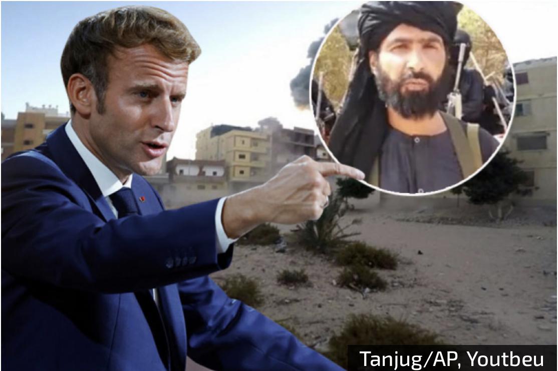MAKRON ODUŠEVLJEN: UBILI SMO VOĐU ISLAMSKE DRŽAVE! Francuski predsednik likuje, ali svet je u panici: TO ĆE MOŽDA POKRENUTI MASAKRE!