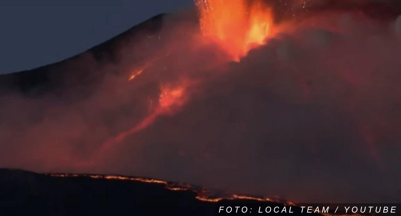 EVAKUACIJA! Proradio vulkan na La Palmi, vojska pomaže stanovništvu da ode na sigurno