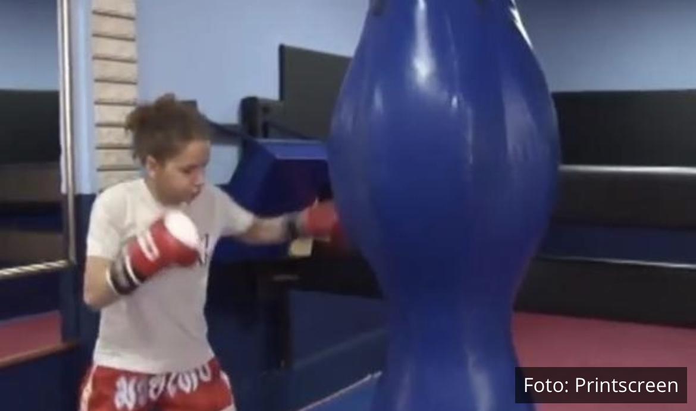FANTASTIČAN USPEH SRPKINJE: Saida Bukvić odbranila zlato na Svetskom kik-boks kupu u Budimpešti