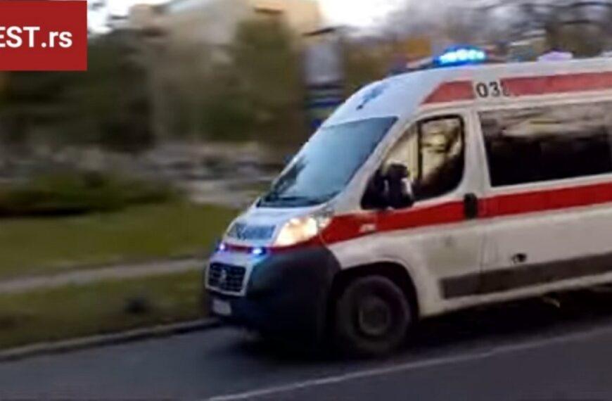 KOVID ŽRTVA: Preminuo muškarac na putu ka kovid ambulanti