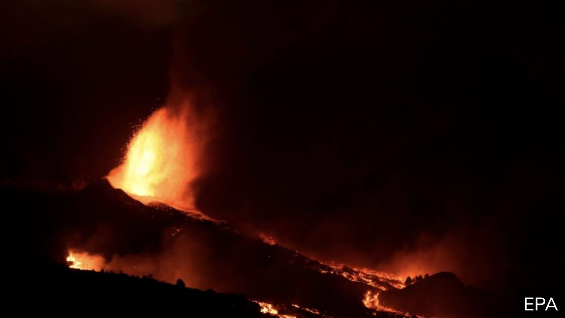 LAVA STIGLA DO OKEANA Stanovnici Kanarskih ostrva se zatvorili u kuće, preti opasnost od štetnih gasova