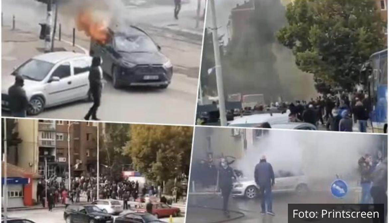 UŽIVO ROSU STIGAO U SEVERNU MITROVICU I ZVEČAN: Upucan Srbin, bore mu se za život! PREDSEDNIK SE UPUTIO U RAŠKU VIDEO