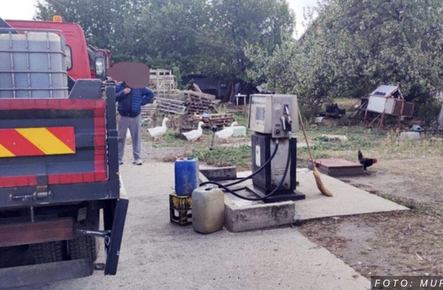NEVEROVATAN SLUČAJ U ZEMUNU Penzioner (69) otvorio divlju pumpu, gorivo naplaćivao po SVOJIM CENAMA