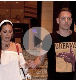 BOGDAN I CECA OTIŠLI NA KIPAR: Ražnatovićeva odvela dečka u luksuznu VILU, a on pokazao koliko tamo UŽIVA! (VIDEO)