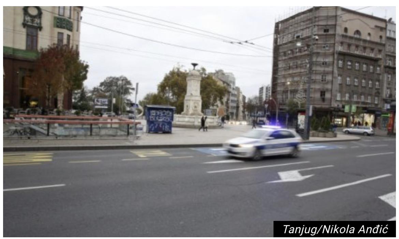 ZATVARA SE CENTAR BEOGRADA! Evo u koje vreme će ulice biti blokirane, menja se i gradski prevoz!