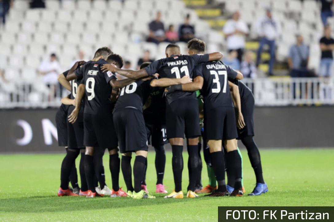 KUP SRBIJE: Partizan rutinski počistio Trajal i plasirao se u osminu finala! (VIDEO)