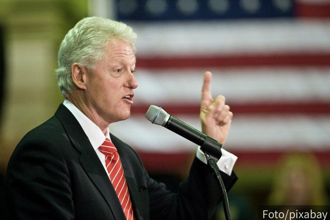 Ima tešku infekciju: Bil Klinton HITNO primljen u bolnicu