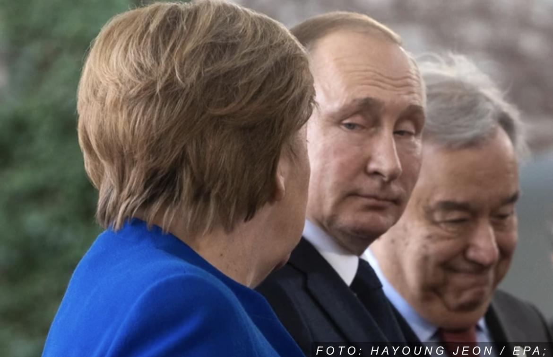 """Čeka se da Putin kaže """"IDE GAS"""": Zima dolazi, zalihe u Evropi sve tanje, a Rusija UCENJUJE da bi odvrnula slavinu"""