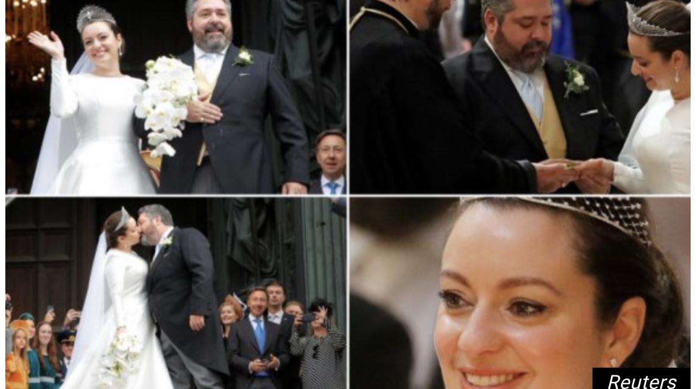 POVRATAK ROMANOVIH! PRVO PLEMIĆKO VENČANJE U RUSIJI POSLE 100 GODINA! /FOTO, VIDEO/